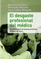 el desgaste profesional del medico-m. galvez herrer-9788479789190