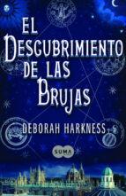el descubrimiento de las brujas-deborah harkness-9788483652190