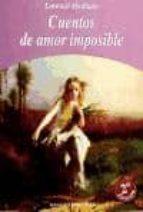 cuentos de amor imposible (2ª ed.)-lorenzo mediano-9788488962690