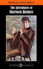 the adventures of sherlock holmes-arthur conan doyle-9788490019290