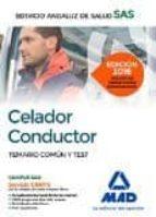 temario comun y test celador conductor sas 9788490939390