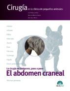 el abdomen craneal cirugia en imagenes paso a paso-jose rodriguez-9788492569090