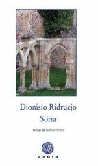 soria-dionisio ridruejo-9788494363290