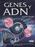 genes y adn-richard walker-9788496252790