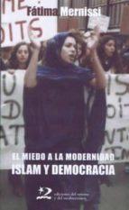 el miedo a la modernidad-fatima mernissi-9788496327290