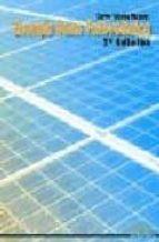 energia solar fotovoltaica (3ª edición) carlos tobajas vazquez 9788496960190