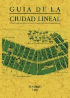 guia de la ciudad lineal (ed. facsimil)-9788497619790