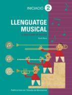 llenguatge musical (iniciacio 2)-irene segarra-santi riera-9788498834390