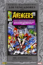 marvel masterworks los vengadores nº 2: 1965 (contiene the avenge s 12-23 usa)-stan lee-9788498850390