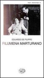 filumena marturano eduardo de filippo 9788806065690