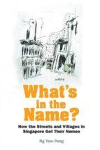 El libro de Whats in the name? autor YEW PENG NG PDF!
