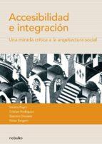accesibilidad e integracion: una mirada critica a la arquitectura social viviana nigro 9789875841390