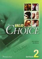 valid choice: bachillerato 2 9789963474790