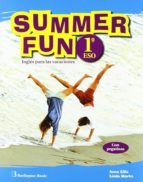 summer fun 1 eso (student book + cd)-9789963478590