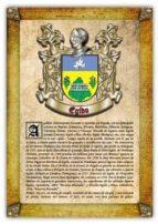 apellido egido / origen, historia y heráldica de los linajes y apellidos españoles e hispanoamericanos (ebook) antonio tapia cdlhf00014190