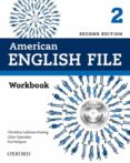 AMERICAN ENGLISH FILE: LEVEL 2: WORKBOOK WITH ICHECKER - 9780194776400 - VV.AA.