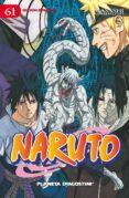 NARUTO Nº 61(DE 72)(PDA) - 9788415480600 - MASASHI KISHIMOTO