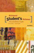 RICHMOND STUDENT S DICTIONARY: CATALA-ANGLES, ANGLES-CATALA - 9788429495300 - VV.AA.