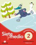 CALCULO SIETE Y MEDIO 2 (BAOBAB) - 9788430778300 - VV.AA.