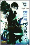 BLUE EXORCIST Nº 2 - 9788467906400 - KAZUE KATO