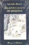 RELATOS CHINOS DE ESPIRITUS - 9788478133000 - LAFCADIO HEARN