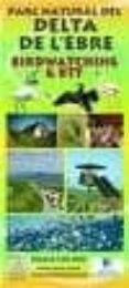 PARC NATURAL DEL DELTA DE L EBRE (1:30.000) - 9788495945600 - VV.AA.