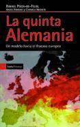 LA QUINTA ALEMANIA - 9788498885200 - RAFAEL POCH-DE-FELIU