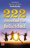 222 recetas de felicidad-brenda barnaby-9788499173900