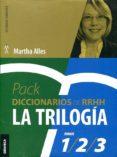 DICCIONARIO RR.HH. LA TRILOGIA. 3 TOMOS - 9789506419400 - ALLES MARTHA