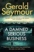 a damned serious business-gerald seymour-9781473663510