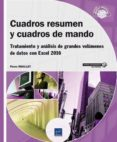 CUADROS RESUMEN Y CUADROS DE MANDO - 9782409005510 - PIERRE RIGOLLET