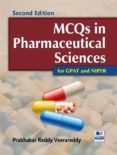 Descargas de libros electrónicos MCQS IN PHARMACEUTICAL SCIENCES FOR GPAT AND NIPER MOBI de  9788194172710