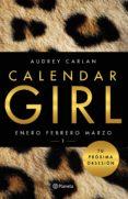 CALENDAR GIRL 1 - 9788408157410 - AUDREY CARLAN