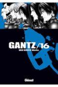 GANTZ Nº 16 (2ª ED.) - 9788415830610 - HIROYA OKU