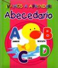 ABECEDARIO - 9788416010110 - VV.AA.