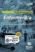 ENFERMERO-A DEL SAS. TEST DEL TEMARIO - 9788416506910 - VV.AA.