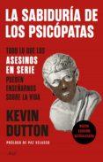 la sabiduría de los psicópatas (ebook)-kevin duton-9788434409910