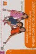 RED INFANTIL (4-6 AÑOS) 0.3 DISCRIMINACION PERCEPTIVA. RELACIONES ESPACIALES. SECUENCIA TEMPORAL. - 9788472783010 - NARCISO GARCIA NIETO