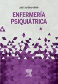 ENFERMERIA PSIQUIATRICA - 9788490226810 - J. L. GALIANA