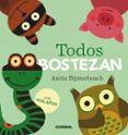 TODOS BOSTEZAN - 9788491010210 - ANITA BIJSTERBOSCH