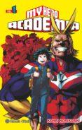 MY HERO ACADEMIA Nº 01 (EBOOK) - 9788491731610 - KOHEI HORIKOSHI