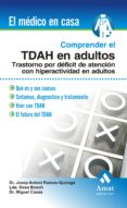 COMPRENDER EL TDAH EN ADULTOS - 9788497353410 - JOSEP ANTONI RAMOS QUIROGA