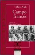 CAMPO FRANCES - 9788497408110 - MAX AUB