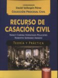 RECURSO DE CASACIÓN CIVIL - 9789897122910 - DAVID VALLESPIN PEREZ