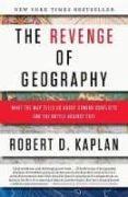 THE REVENGE OF GEOGRAPHY - 9780812982220 - ROBERT D. KAPLAN