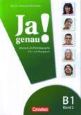 JA GENAU! B1 BAND 2 KURS UND ÚBUNGSBUCH AUDIO-CD - 9783060241620 - VV.AA.