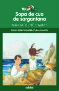 SOPA DE CUA DE SARGANTANA - 9788423695720 - MARTA GENE CAMPS