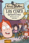 LOS CINCO DETECTIVES Nº 4: MISTERIO DE LOS ANONIMOS - 9788427207820 - ENID BLYTON