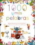 1000 Y MAS PALABRAS - 9788428545020 - VV.AA.