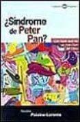SINDROME DE PETER PAN: LOS HIJOS QUE NO SE MARCHAN DE CASA - 9788433014320 - AQUILINO POLAINO LORENTE